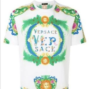 NWTS Versace Beverly Palms T-Shirt
